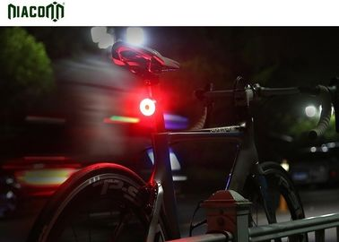 20-80lm Rechargeable Led Bike Lights Multifunction For Tail Light
