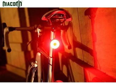 Helmet Led USB Bike Tail Light 3w Led With 80 Lumen High Brightness
