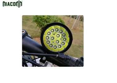 High Lumen Bright Front Cycle Light , CREE Xml LED Bicycle Front Light Usb
