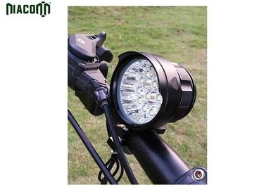 CREE Xml Led Front Light , Waterproof Mountain Bike Front Light 60*58*51mm